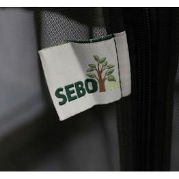 Москитная сетка SEBO для садовых качелей Милан Бордо
