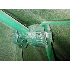 Держатель каркаса тента садовых качелей (крепеж дуг)